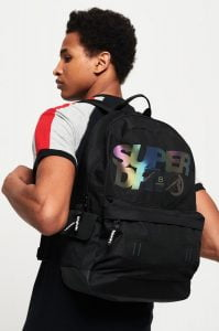 Balo Superdry HoloGraphic - logo phản quang