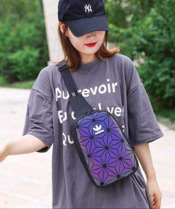 Túi đeo chéo Adidas họa tiết 3D EK2893