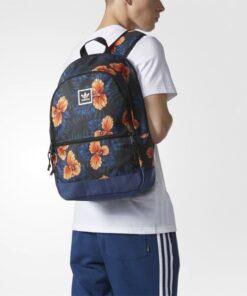 Balo ĐI HỌC Adidas Originals Mochila Sweat Leaf
